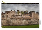 The Tower Of London Uk The Historic Royal Palace Carry-all Pouch