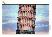 The Tower Of Pisa Carry-all Pouch