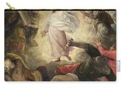 The Transfiguration Of Christ Carry-all Pouch