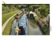 The Trent And Mersey Canal At Alrewas Carry-all Pouch