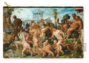 The Triumphal Procession Of Bacchus Carry-all Pouch