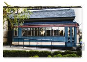 The Trolley Stop - Hotel Fiesole Carry-all Pouch