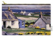 The Two Crofts Carry-all Pouch by Francis Campbell Boileau Cadell