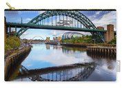 The Tyne Road Bridge With The Sage Carry-all Pouch