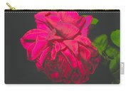 The Ultimate Red Rose Carry-all Pouch