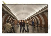 The Underground 1 - Victory Park Metro - Moscow Carry-all Pouch