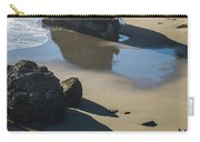 The Unexplored Beach Carry-all Pouch