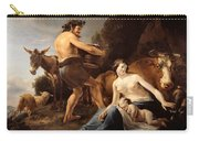 The Upbringing Of Zeus Carry-all Pouch