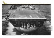 The U.s. Aircraft Carrier Uss Boxer Carry-all Pouch