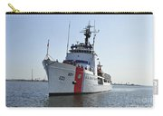 The U.s. Coast Guard Cutter Valiant Carry-all Pouch