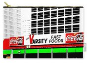 The Varsity Atlanta Pop Art Carry-all Pouch