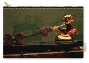 The Venetian Ferrari Symbol - A Gondola Seahorse Carry-all Pouch