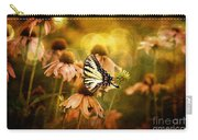 The Very Young At Heart Carry-all Pouch by Lois Bryan