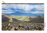 Keswick And Derwent Water From Crag Hill Carry-all Pouch