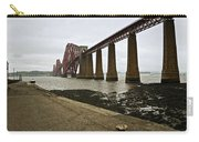 The View Of The Forth Bridge Carry-all Pouch