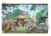 The Village Fayre  Carry-all Pouch