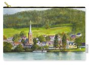 The Village Of Einruhr In Germany Carry-all Pouch