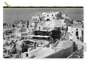 The Village Of Oia 2 Carry-all Pouch