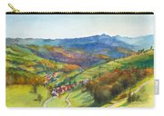 The Village Of Wieden In The Black Forest Carry-all Pouch