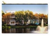 The Villas Of Walt Disney World Carry-all Pouch