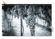 The Vineyard   Bw Carry-all Pouch