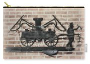 The Vintage Fireman Carry-all Pouch