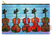 The Violin Store Carry-all Pouch