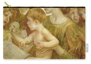 The Virgin Of The Angels Carry-all Pouch