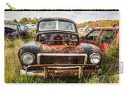 The Volvo Junkyard Carry-all Pouch