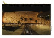 The Wailing Wall  Carry-all Pouch