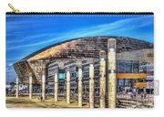 The Wales Millennium Centre Carry-all Pouch