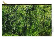 The Walls Are Alive - Seaside Abstract Carry-all Pouch