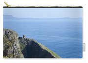 The Watchtower At Slieve League Carry-all Pouch