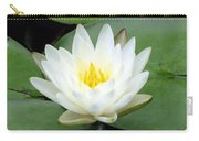 The Water Lilies Collection - 04 Carry-all Pouch