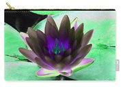 The Water Lilies Collection - Photopower 1116 Carry-all Pouch