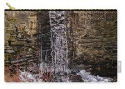 The Waterfall At Hagy's Mill Carry-all Pouch