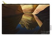 The Wave Reflected Beauty 3 Carry-all Pouch