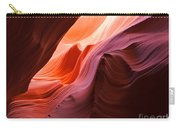 The Waves At Antelope Canyon Carry-all Pouch