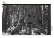 The Wawona Giant Sequoia Tree Carry-all Pouch