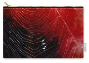 The Webs We Weave Carry-all Pouch
