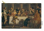 The Wedding At Cana Carry-all Pouch