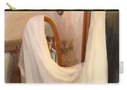 The Wedding Gown Is Ready Carry-all Pouch
