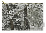 The Weight Of Winter Carry-all Pouch
