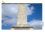 The Wellington Monument Carry-all Pouch