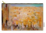 The Western Wall Carry-all Pouch
