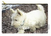The Wheaten Pup Carry-all Pouch