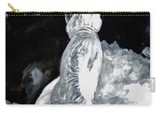 The White Deer Carry-all Pouch