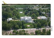 The White House Carry-all Pouch by Carol Highsmith