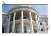 The White House South Portico Carry-all Pouch