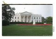 The White House - Washington D C Carry-all Pouch